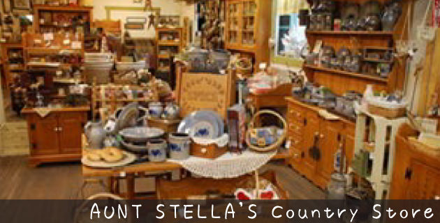 AUNT STELLA'S Country Store