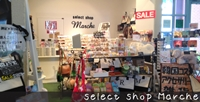 select shop Marche