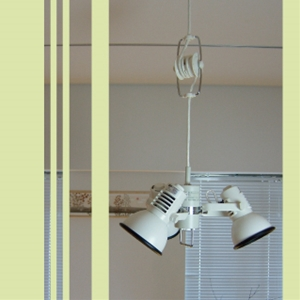 STUDIO PENDANT LIGHTホワイト3